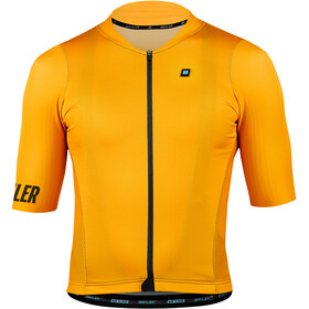 Biehler Signature³ Performance Jersey Korte Mouwen Heren, blazing yellow
